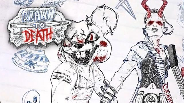 Drawn to Death - Action