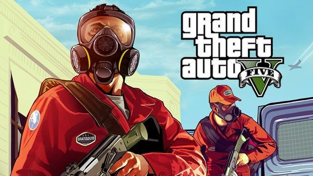 Grand Theft Auto V - Action