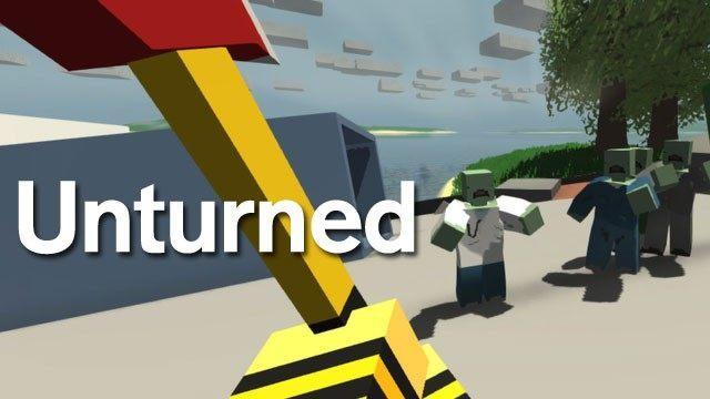 Unturned GAME TRAINER v3 27 0 1 +6 Trainer - download | gamepressure com