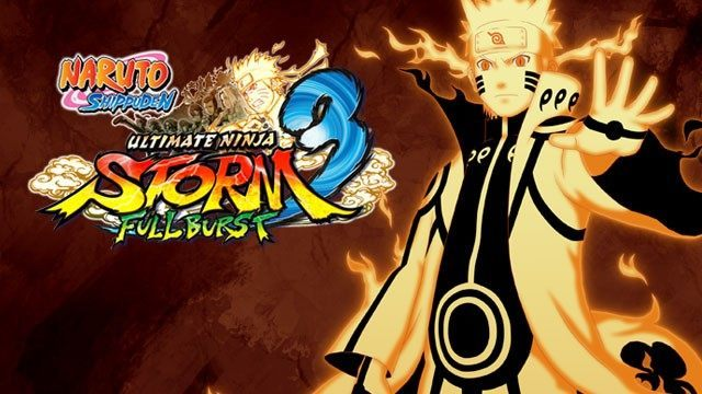 Naruto Shippuden: Ultimate Ninja Storm 3 Full Burst GAME