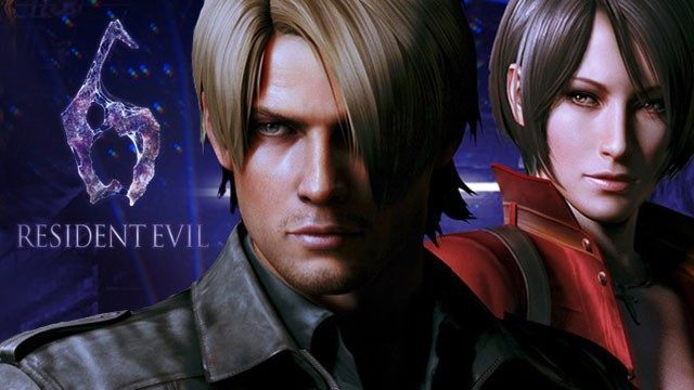 resident evil 6 gameplay time
