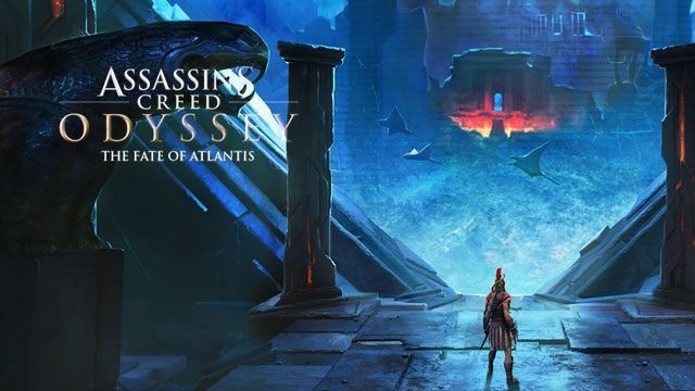 Assassin's Creed Odyssey: The Fate of Atlantis