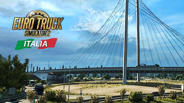 Euro Truck Simulator 2: Italia GAME PATCH v 1 34 0 34