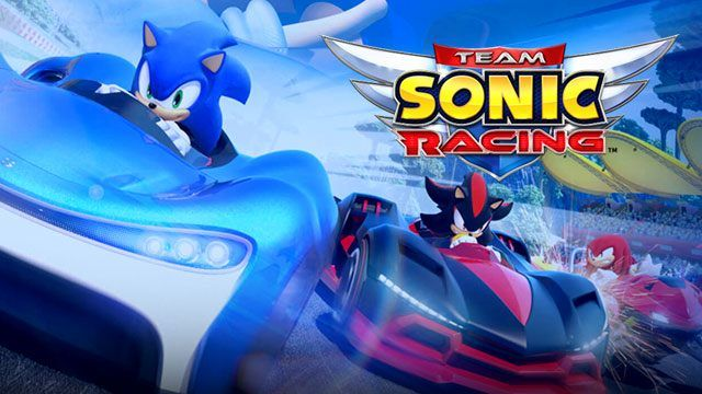 Team Sonic Racing GAME TRAINER v1 0 +3 Trainer - download