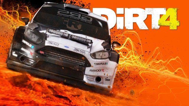 DiRT 4 - Racing