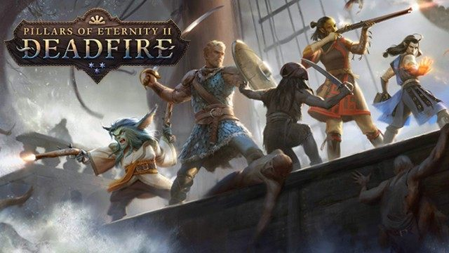 Pillars of Eternity II: Deadfire - RPG
