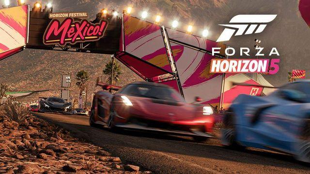 Forza Horizon 5 <small>(wczesny dostęp)</small> - Wyścigi