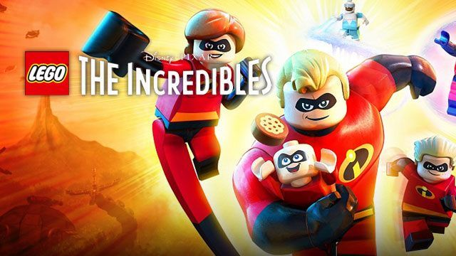 LEGO The Incredibles - Action