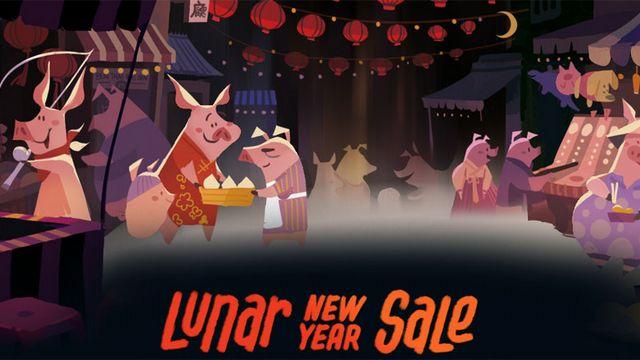 Dziś start Lunar New Year Sale 2020 na Steam