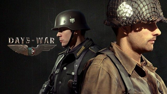 Days of War - Akcji