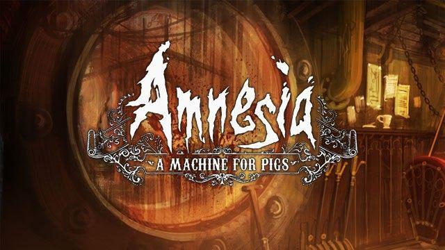 amnesia machine for pigs free download