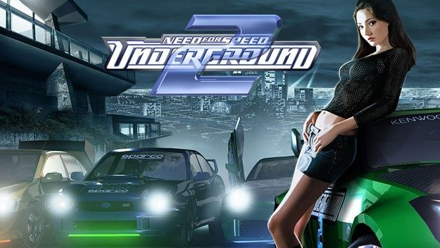 Need for Speed: Underground 2 GAME DEMO - download