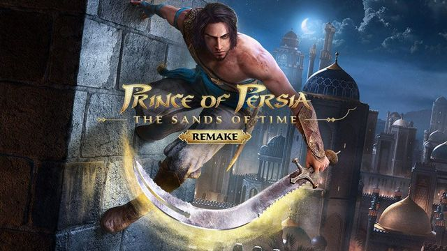Prince of Persia: The Sands of Time Remake - Akcji