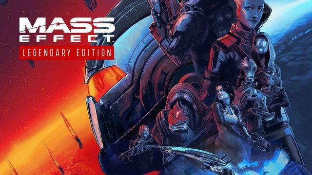 Mass Effect: Legendary Edition - RPG