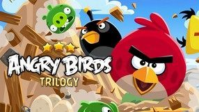 Angry Birds Trilogy (Wii)