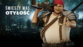 W grach brakuje otyłych bohaterów