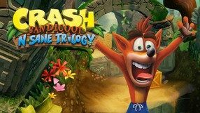 Crash Bandicoot N. Sane Trilogy (XONE)