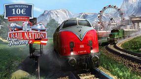 Rail Nation - Start eventu Origins Journey!