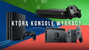 PS4 czy Xbox One? A może Switch?