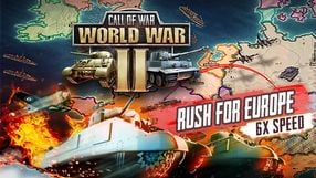 Call of War: event Rush for Europe!