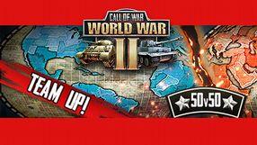 Call of War: Event Team Up!