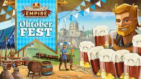 Dołącz do eventu Oktoberfest w Goodgame Empire!