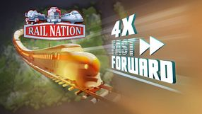 Rail Nation - Start eventu FAST FORWARD!