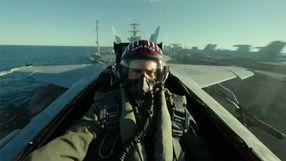 Tom Cruise na zwiastunie Top Gun 2