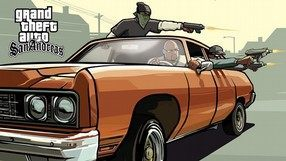 Grand Theft Auto: San Andreas (iOS)