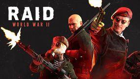 RAID: World War II - Akcji