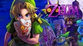The Legend of Zelda: Majora's Mask (Wii)