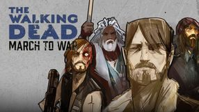 The Walking Dead: March to War (iOS)