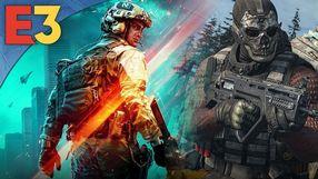 Uwielbiam obserwować zmagania CoD i Battlefielda