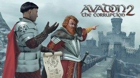 Avadon 2: The Corruption HD (iOS)
