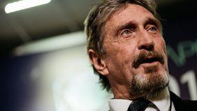 Twórca antywirusa John McAfee znaleziony martwy