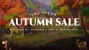 Ruszyła Steam Autumn Sale 2020