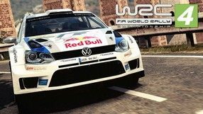 WRC: FIA World Rally Championship 4 (PSV)