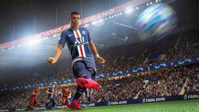Komiczny błąd w FIFA 21