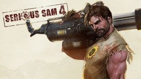 Serious Sam 4: Planet Badass - Action