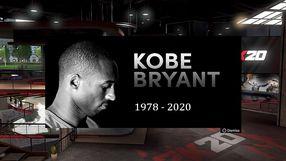 Kobe Bryant - gracze i twórcy NBA 2K20 oddają hołd