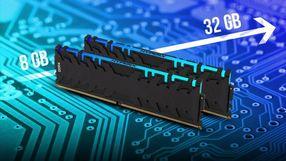 Pamięć RAM do gier - co wybrać? 8, 16, czy 32 GB?