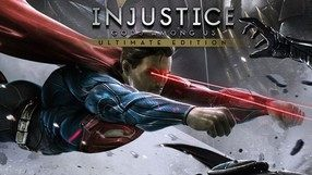 Injustice: Gods Among Us Ultimate Edition (PS4)