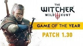The Witcher 3: Wild Hunt v.1.24 - 1.30