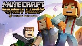 Minecraft: Story Mode - A Telltale Games Series - Season 1 (PSV)
