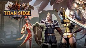 Titan Siege - RPG