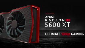 Recenzje AMD Radeon RX 5600 XT