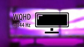 Monitory WQHD dla gracza