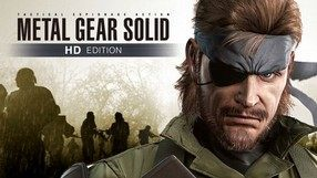 Metal Gear Solid HD Collection (PSV)