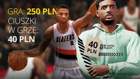 W NBA 2K22 możesz kupić ciuchy, które nie istnieją