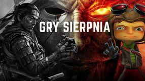Premiery gier - sierpień to czas gorących nowości!
